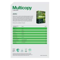 Multicopy Zero kopieringspapper A4 / 80 g / 500 st