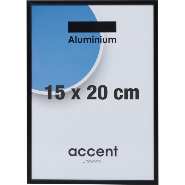 Accent Fotoramme 15 x 20 cm, sort