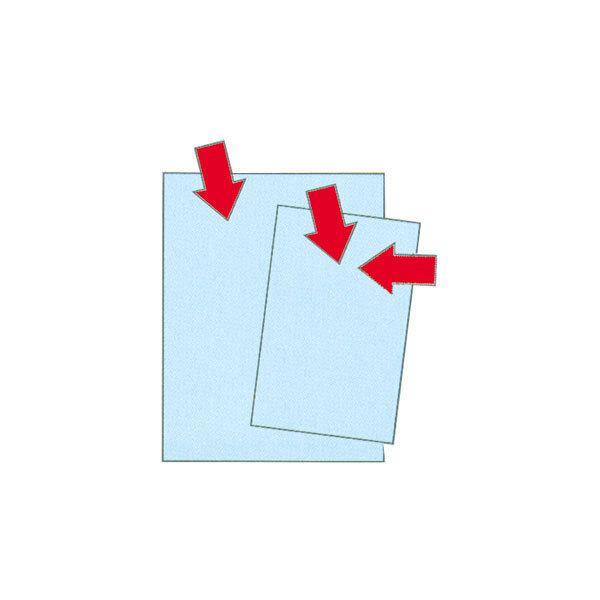 Esselte copysafe chartek A4, PVC, 0,12mm, 100stk