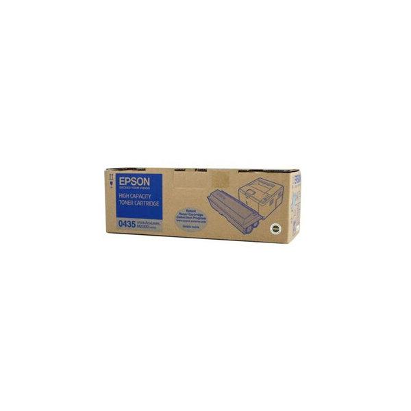Epson C13S050436 lasertoner, sort, 3500s