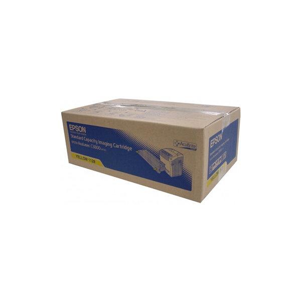 Epson C13S051128 lasertoner, gul, 5000s