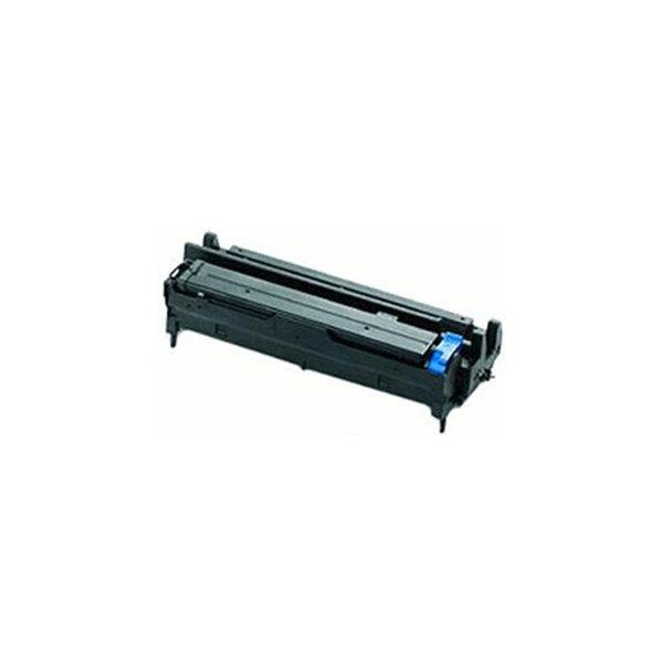 OKI 43650302 lasertromle, sort, 10000s