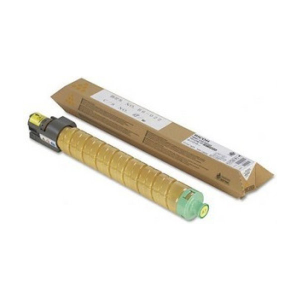 Ricoh 841161 lasertoner, gul, 17000s