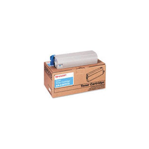 Sharp MX-27GTCA lasertoner, blå, 15000s
