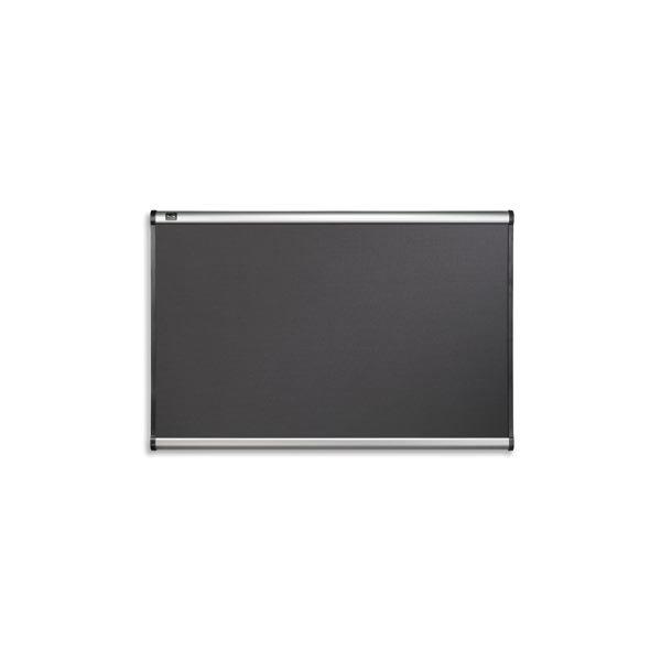 Opslagstavle Prestige 90x60 cm, sort