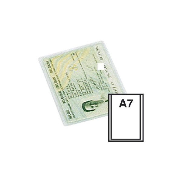 Esselte Copysafe etui A7, 0,11mm, 100stk
