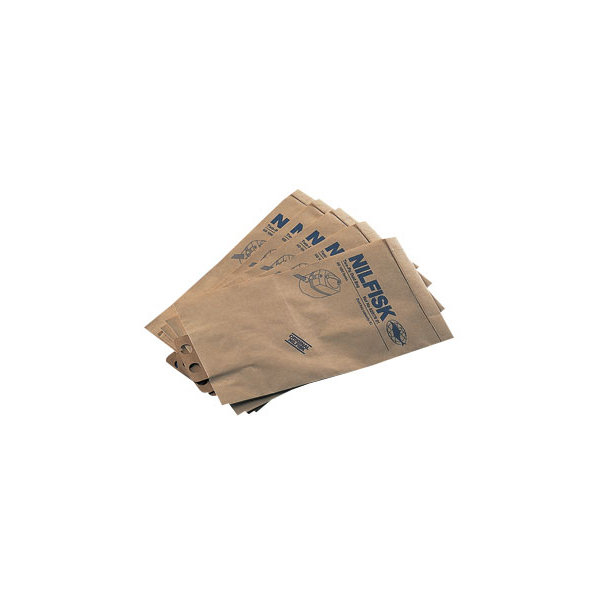 Støvsugerposer Nilfisk t/ VP300 + GD 1010, 10 stk