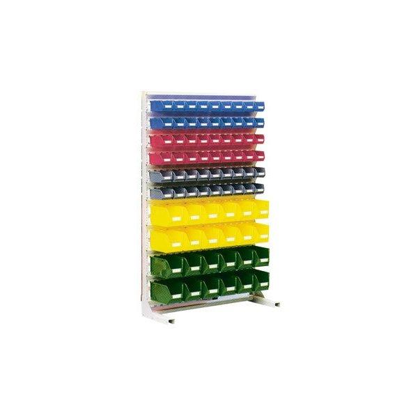 Enkeltstativ inkl. 50 Systembox 5 + 28 Systembox 4