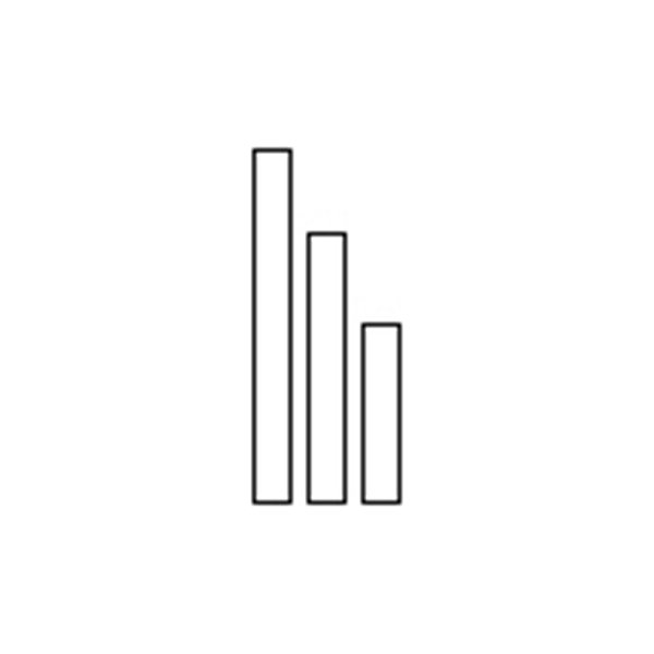 Plan-dex tekstmodul 121 cm
