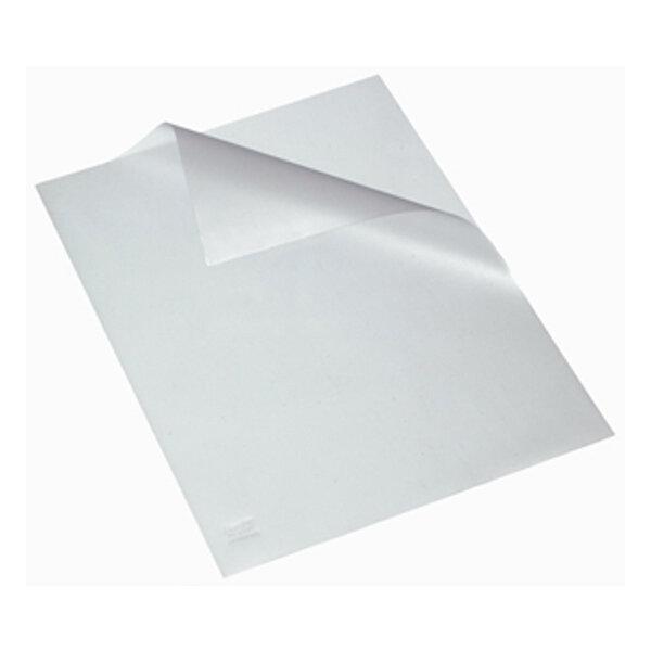 Bantex chartek til klemrygge, A4, 0,11mm, 100stk