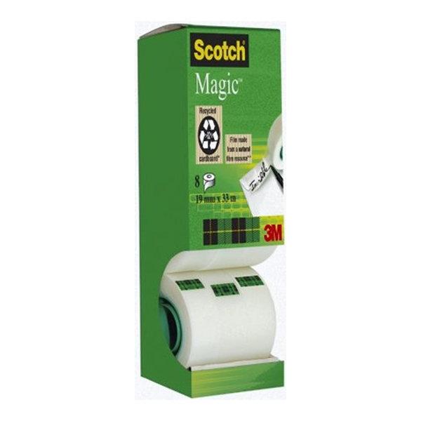 Scotch Magic 810, 8 ruller