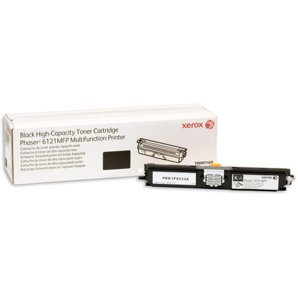 Xerox 106R01469 lasertoner, sort, 2600s