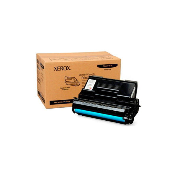 Xerox 113R00711 lasertoner, sort, 10000s