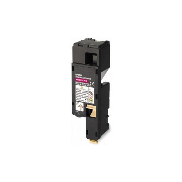 Epson C13S050612 lasertoner, rød, 1400s