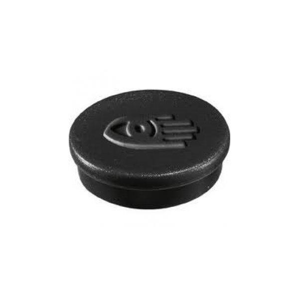 Legamaster magneter, 30 mm, sort, 10 stk