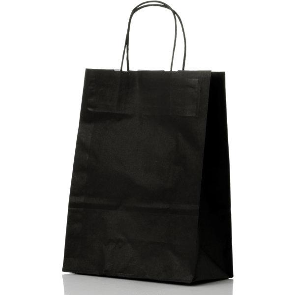 Gavepose medium, 50 stk., sort