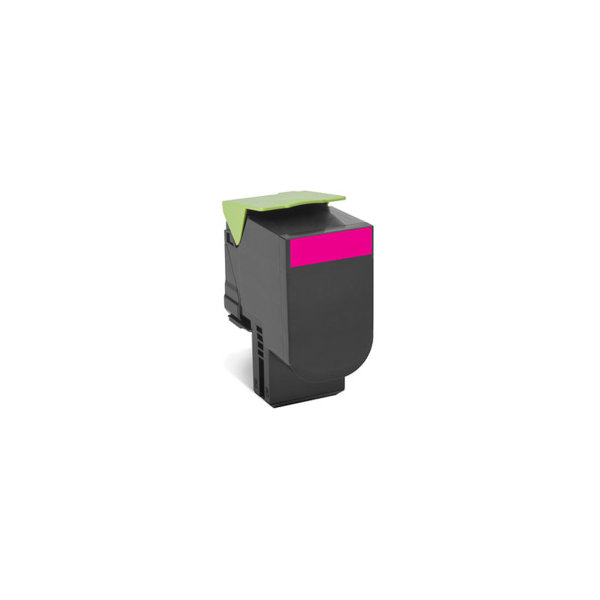 Lexmark 80C20M0 toner magenta 1000 s.
