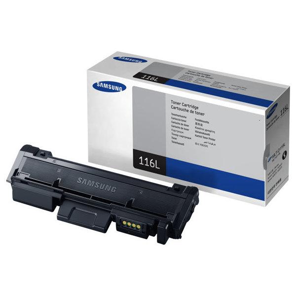 Samsung MLT-D116L lasertoner, sort, 3000 s.