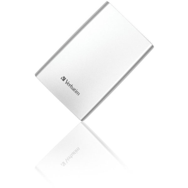"Verbatim Store 'N' Go 2,5"" 1TB USB 3,0, sølv"
