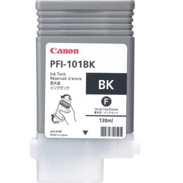 Canon PFI-103BK Blækpatron, sort, 130 ml