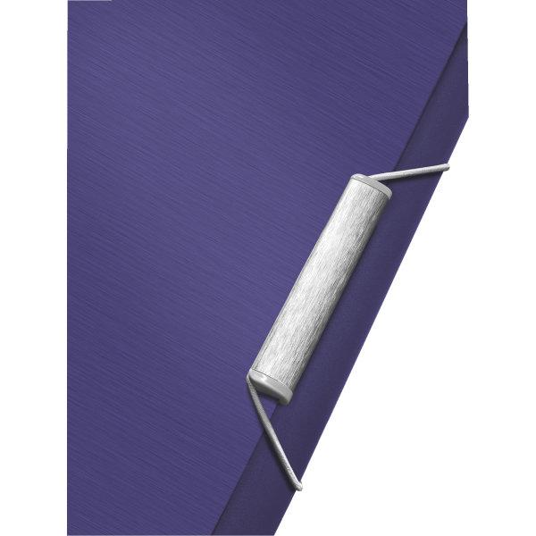 Leitz Style sorteringsmappe 6-delt, blå