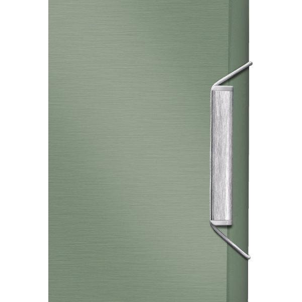 Leitz Style sorteringsmappe 6-delt, grøn