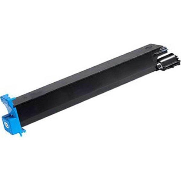 Konica Minolta MC 7450 toner, blå 12.000 sider