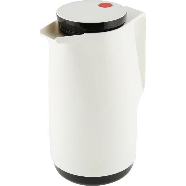 Rotpunkt termokande 1 liter, hvid