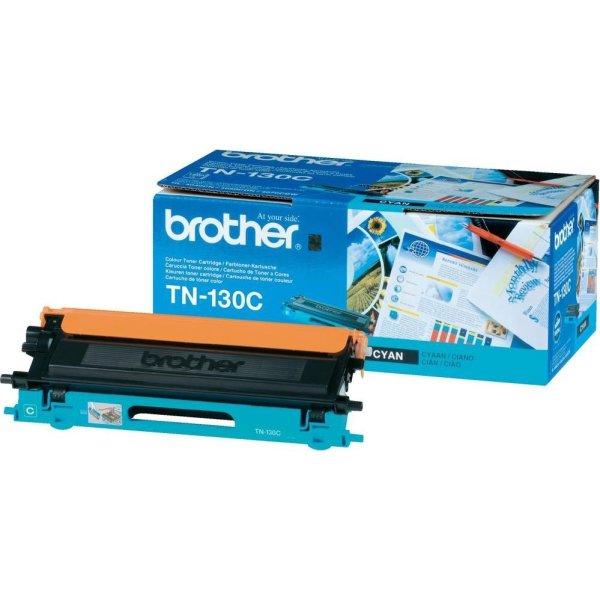 Brother TN130C lasertoner, blå, 1500s