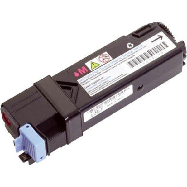 Dell 593-10323 lasertoner, rød, 2500s