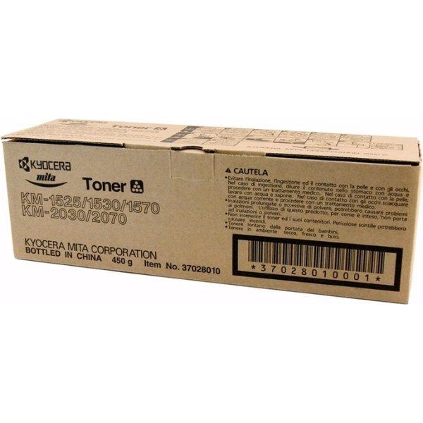 Kyocera 37028010 lasertoner, sort, 15000s.