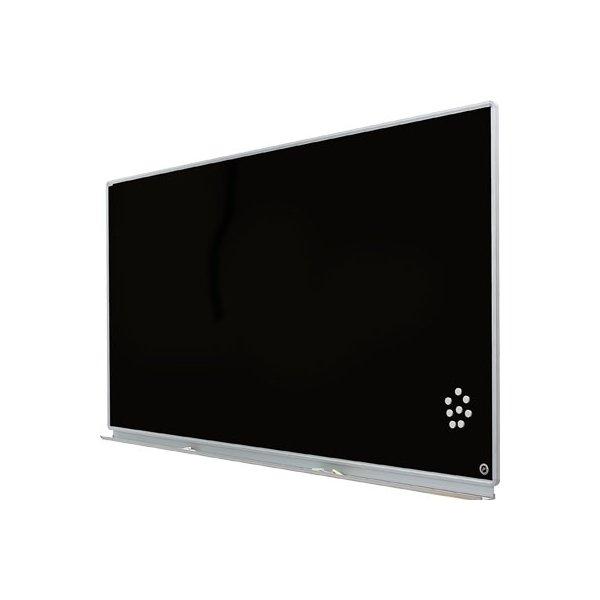 Vanerum kridttavler 127 x 200 cm, sort