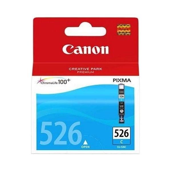 Canon CLI-526C blækpatron, Blå, 500s