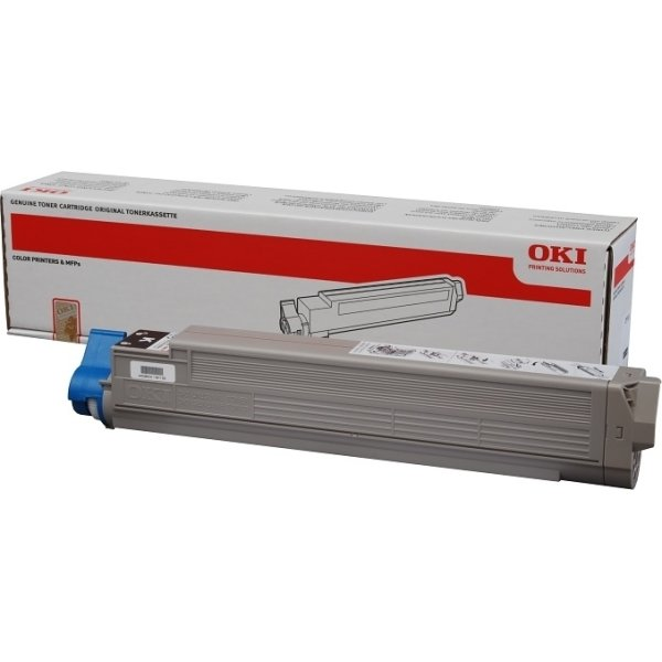 OKI 44036022 lasertoner, rød, 15000s