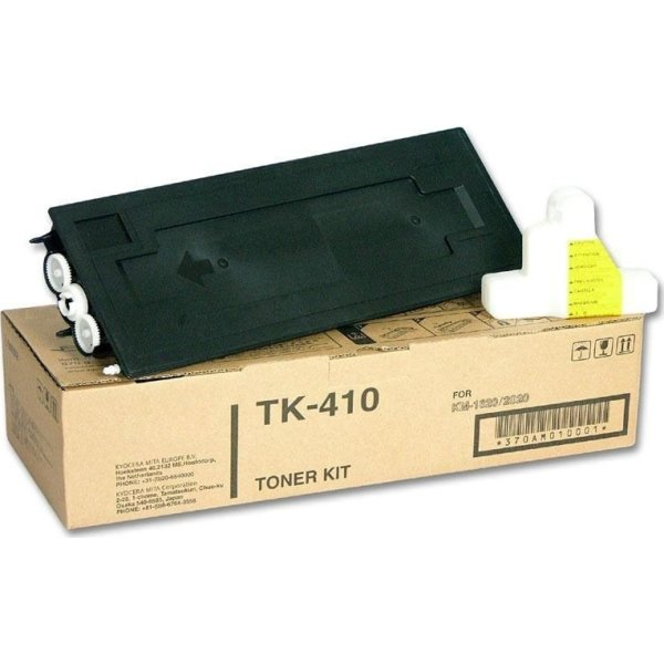 Kyocera 370AM010 lasertoner, sort, 15000s