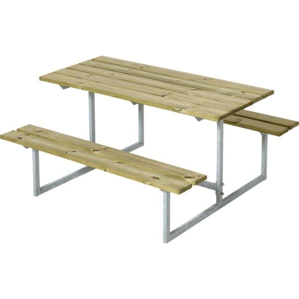 Plus Basic bord-bænkesæt til børn, Natur