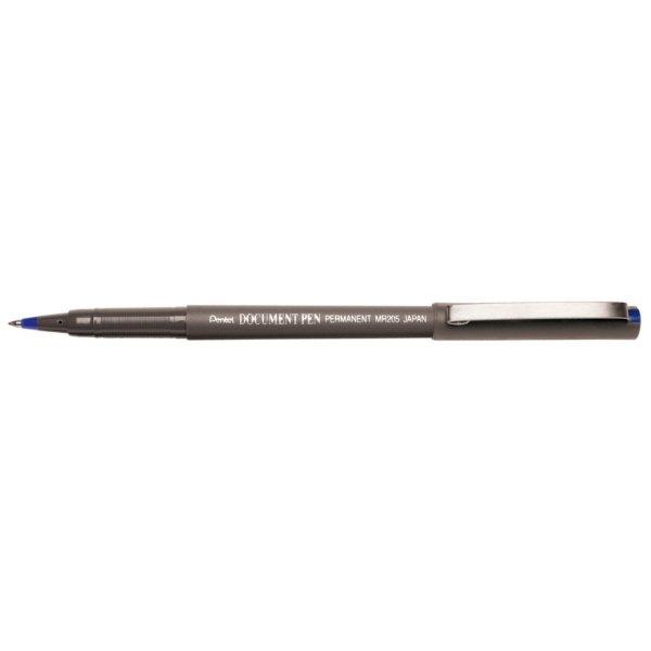 Pentel Document pen permanent MR205, blå