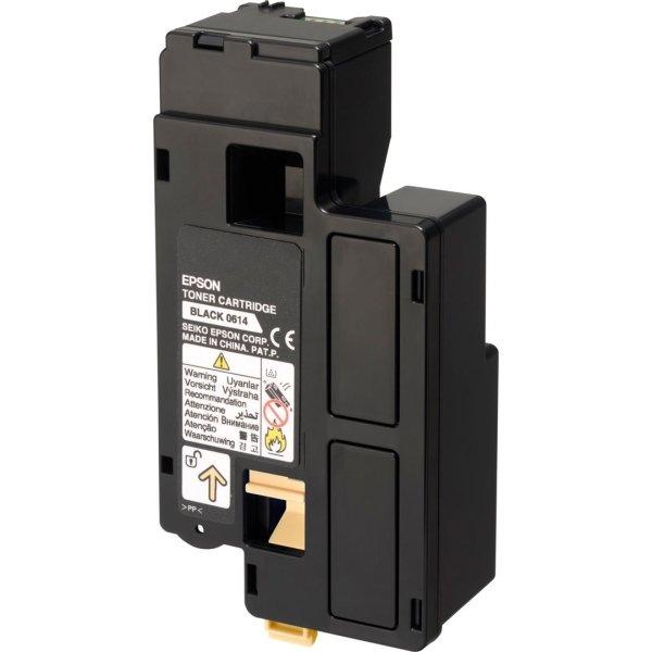Epson C13S050614 lasertoner, sort, 2000s