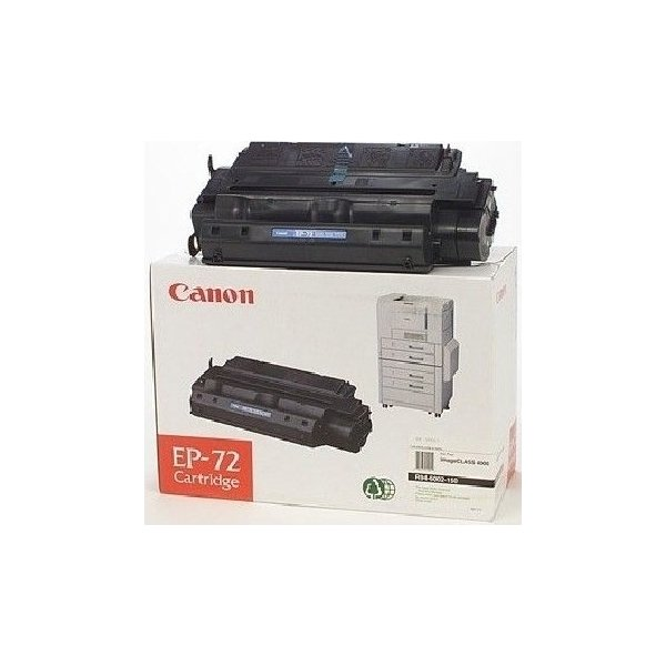 Canon EP-72/3845A003AA lasertoner, sort, 20000s