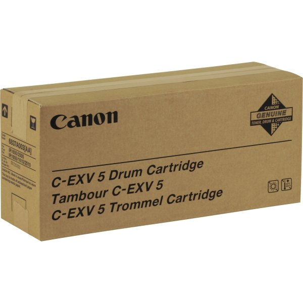 Canon 6837A003AA lasertromle, sort, 21000s