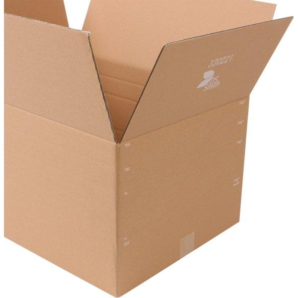 E-shop Papkasse T, 550 x 400 x 120-300 mm