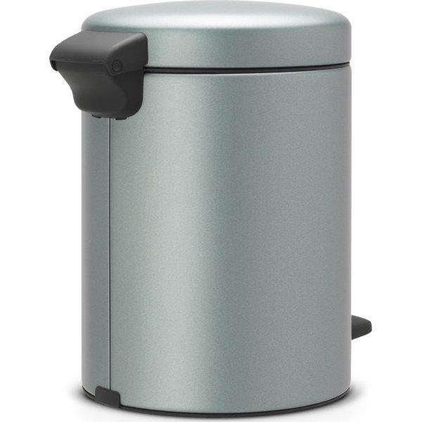 Brabantia Pedalspand, 5 L, metallic mint