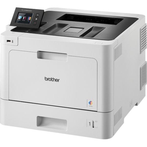 Brother HL-L8360CDW A4 Farvelaser Printer