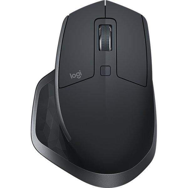 Logitech MX MASTER 2S trådløs mus, sort