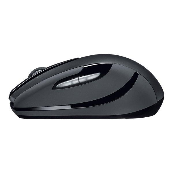 Logitech M545 trådløs mus, sort