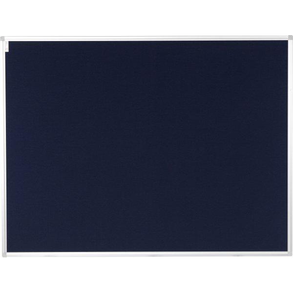 Vanerum opslagstavle 102,5x152,5 cm, blå
