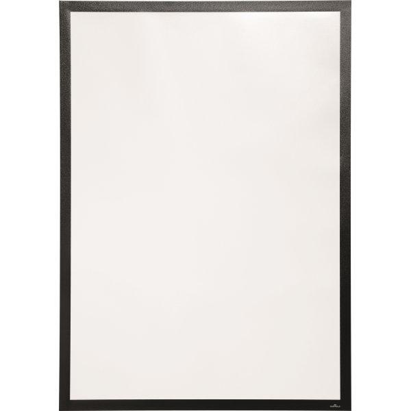 Durable Poster Magnetramme 70 x 100 cm, sort