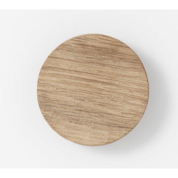 NAGA Nord magnetisk tavle, 10 cm, egetræ