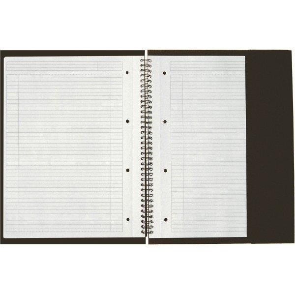 Oxford Int. Meetingbook Spiralbog A4+, linjeret