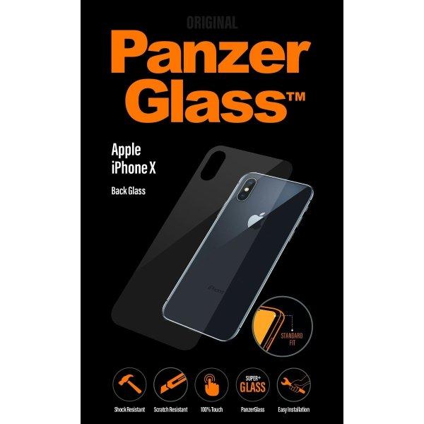 PanzerGlass beskyttelse til iPhone X